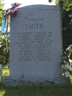 Lucy A. Smith