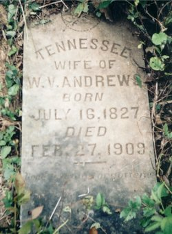 "Tennessee ""Tenni"" <I>Tucker</I> Andrews"