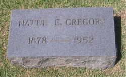 Hattie Elizabeth <I>Abernathy</I> Gregory