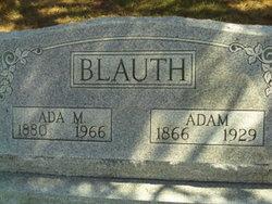 Ada May <I>Dart</I> Blauth