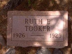 Ruth Elizabeth Tooker