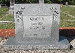 Grace M. <I>Lawton</I> Hanson