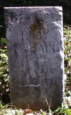 Ruby W. McBain