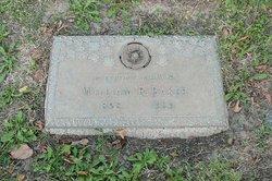 William Richard Baker