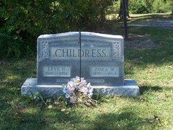 Zora E <I>White</I> Childress