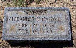 Alexander Hamilton Caldwell