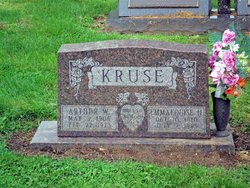 Arthur W Kruse