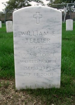 Sgt William Earl Tellier