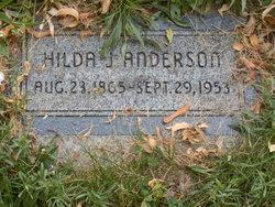 Hilda Jubelina Anderson