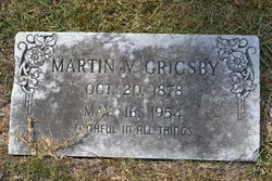 Martin V. Grigsby