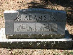 "James Reed ""Jim"" Adams"