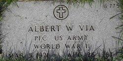 Albert W. Via