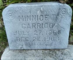 "Minnice Theodore ""Theo"" Carrico"