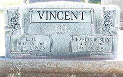 L O Vincent