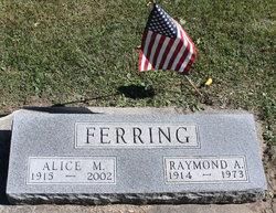 Raymond Andrew Ferring