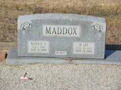 Daniel Lee Maddox