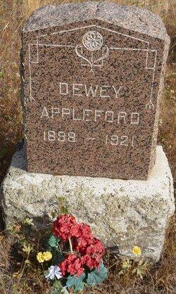 Dewey William Appleford