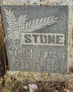 Martha J. Stone