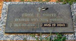 Edna E <I>Duniven</I> Mintz