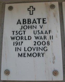 TSGT John Victor Abbate