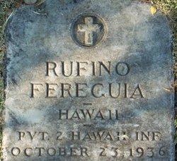 Rufino Fereguia