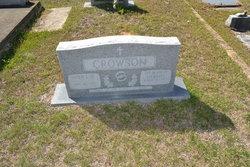 Eva Blanche <I>Lockhart</I> Crowson