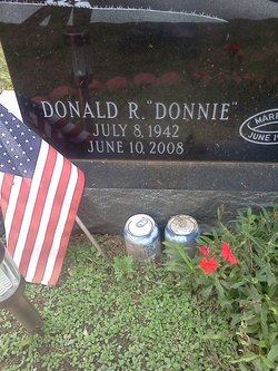 "Donald R ""Donnie"" Williams"