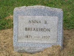 Anna Belle Breakiron