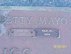 """Betty """"Di"""" <I>Mayo</I> Chambliss"""