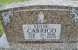 Eddie Carrico