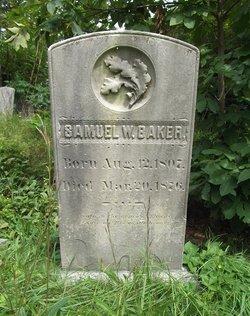 Samuel W. Baker