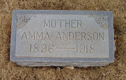 Amma Lee <I>Lowrance</I> Anderson