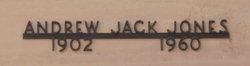 Andrew Jack Jones