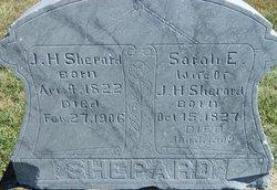Sarah Ely <I>McGee</I> Shepard