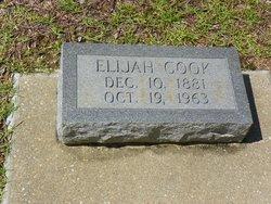 Elijah Leon Cook