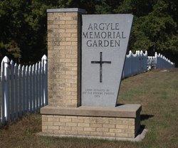 Argyle Memorial Garden