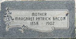 Margaret <I>Hulet</I> Bacon