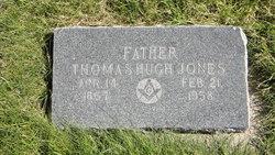 Thomas H Jones