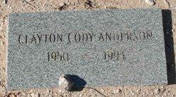 Clayton Cody Anderson