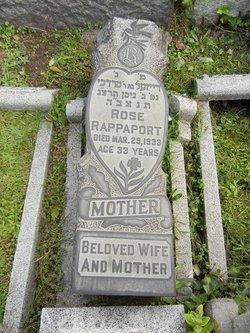 Rose Rappaport