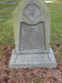 Rosalie Adelaide <I>Bailey</I> Bogle