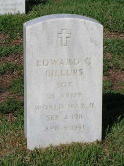 Edward C Billups