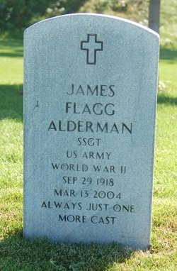 James Flagg Alderman