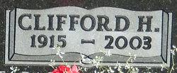 Clifford H Rasmussen