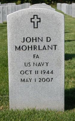 John D Mohrlant