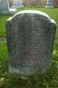 Augustus William Cole