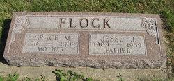 Grace M. <I>Mullen</I> Flock