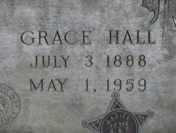 Grace Lillian <I>Hall</I> Adams
