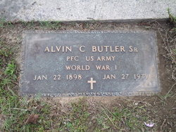 Alvin C. Butler