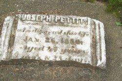 Joseph Pettit